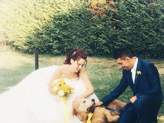Silvia Wedding Dog Sitter 2