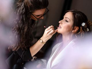 Alessandra Frate Make-up Artist 5