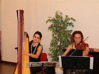 Violino, soprano e trio d'archi per cerimonia 3