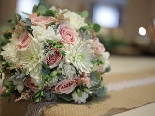 Simona Wedding Flower Design 5