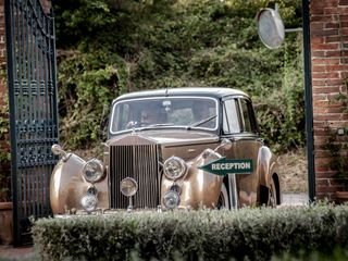 OMG Limousine, Auto d'Epoca e Super Car 4
