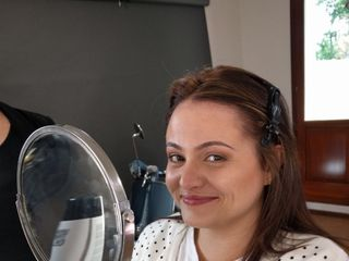 Federica Piovani Make up artist 1