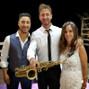 Le nozze di Ilaria Girolimetto e Thomas De Gobbi Dj Sax 12