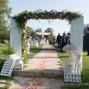 le nozze di Gabriella Portacci e Il Bouquet Di Puppi Rosanna 11