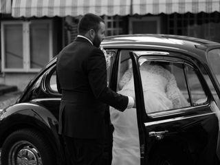 Wedding Vintage Motors 6