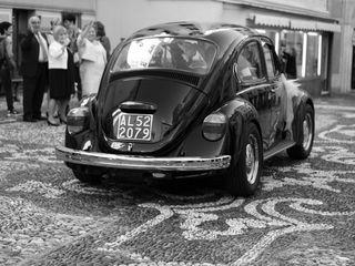 Wedding Vintage Motors 7