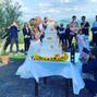 Le nozze di Francesca e Agriturismo dei Lumi 2