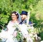 Le nozze di Francesca Guercio e Messana Jean Fiori 11