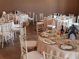 Longhi Banqueting for Events 1