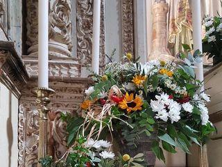 A&A Antonio Rosariano Florist Wedding Events 1