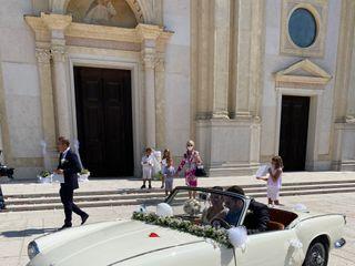 La Dolce Vita Wedding Car 5