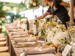Burro e Salvia Banqueting 2