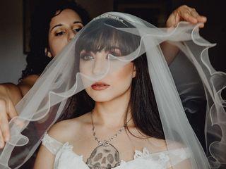 Salt'n'pepper Wedding Portrait 4
