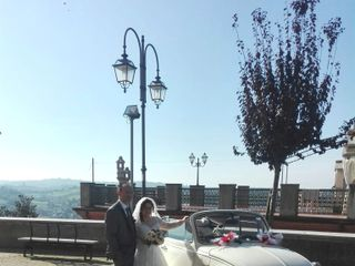 Guido il Maggiolino Wedding 3