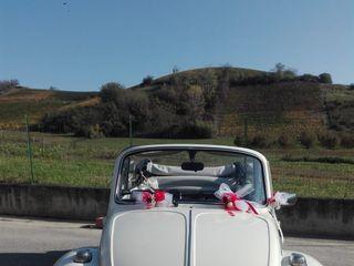Guido il Maggiolino Wedding 5