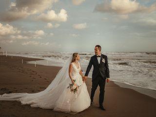 Alessio Bazzichi Wedding 1