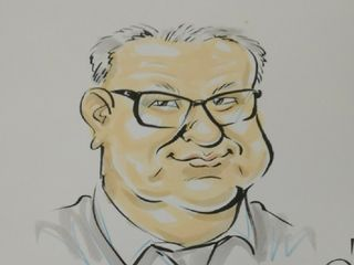 Caricaturista Divvì 1