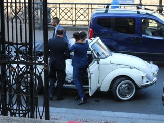 Princess Wedding Car 5