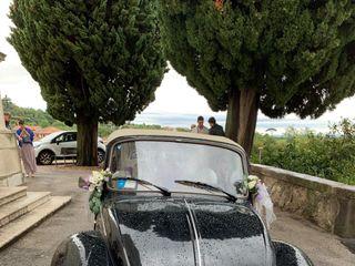 Maggiolove - Matrimonio in Maggiolone 2