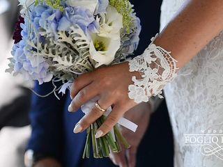 Foglio Bianco Abiti da Sposa 1
