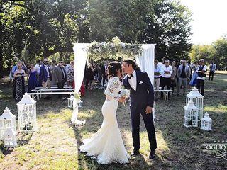 Foglio Bianco Abiti da Sposa 2