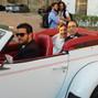 le nozze di Santi Costa e Classic Car Gambino 10