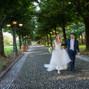 le nozze di Rosanna Monzio Compagnoni e Foto studio Le Spose di Elle 11