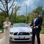 Le nozze di Jessica M. e Mustang Noleggio 16