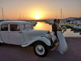 CCM Wedding Car 3