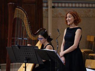 Violino, soprano e trio d'archi per cerimonia 4