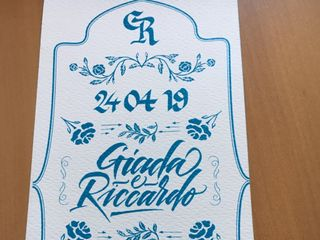 ilguz - Lettering Art For Wedding 1
