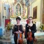 Le nozze di Ilaria e Giulia Ermirio Violista e Violinista 48