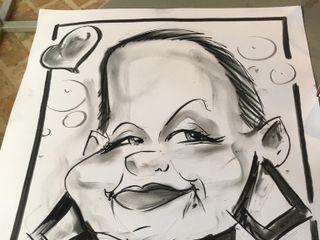 Fabio Iuli Caricature 5