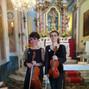 Le nozze di Ilaria e Giulia Ermirio Violista e Violinista 49