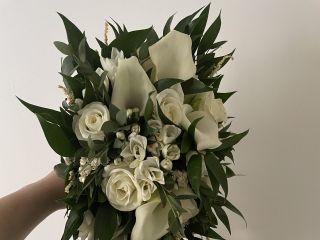 Simona Wedding Flower Design 5