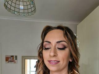 Rosaria Cascella Make up 3