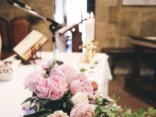 Romantic Flower Wedding 1