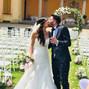 le nozze di Valentina Sanfilippo e Villa Botta Adorno 10
