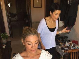 Giorgia Scano LipstickQueen Makeup 1