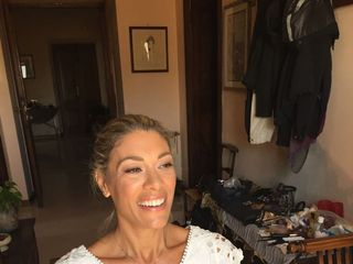 Giorgia Scano LipstickQueen Makeup 2