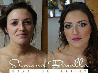 Simona Baralla Make Up Artist 1