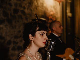 Roberta Vaudo & The Blue Whistles 3
