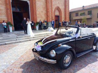 Matrimonio in Maggiolino 5