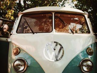 Briciola Vintage Bus - Photo Booth 2