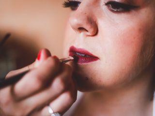 Giada Marchiori Make Up Artist 3