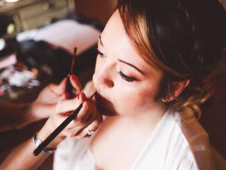 Giada Marchiori Make Up Artist 4