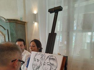 Caricaturista per eventi - Federico Cecchin 2