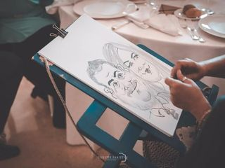 Michelle Caricaturista 3
