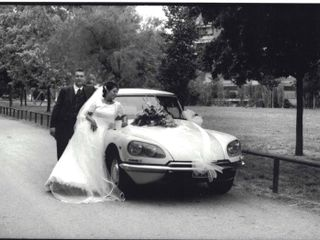 Citroen Ds Squalo - Exclusive Wedding 2