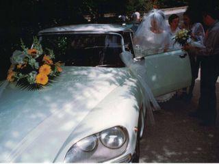 Citroen Ds Squalo - Exclusive Wedding 5